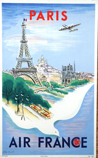 Vintage Poster Classics France, Vintage Aviation Posters