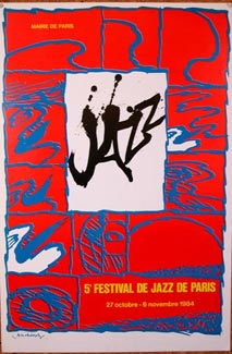 festival jazz 1984 alechinsky