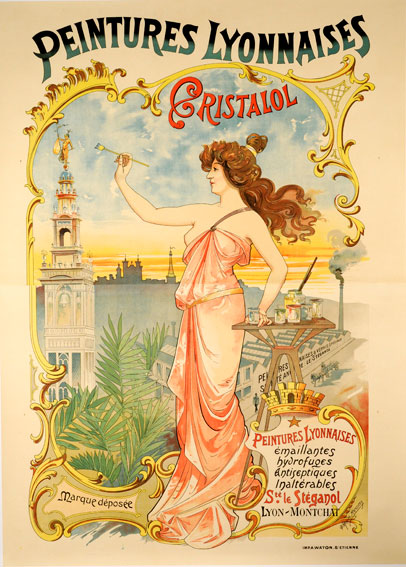 Vintage Art Posters, Vintage French and Italian Art Nouveau and ...
