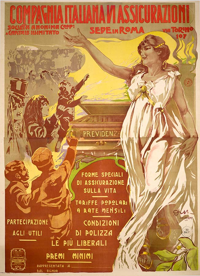 Vintage Art Posters French And Italian Nouveau Liberty Poster Classics