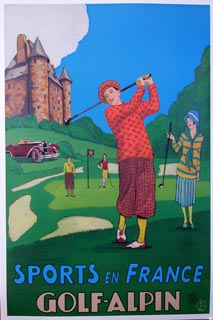 golf alpin poster bs