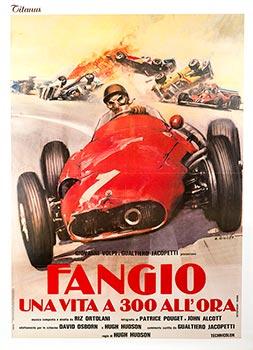 Vintage Car Poster Vintage Automobile Poster