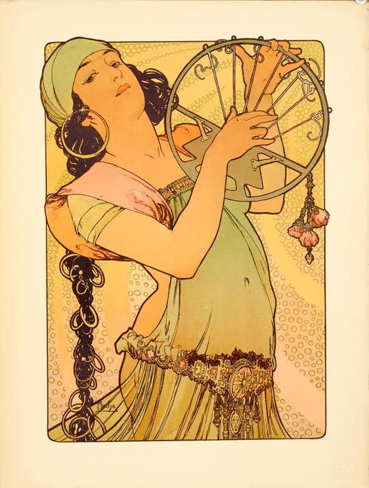 Connu Vintage Art Posters, Vintage French and Italian Art Nouveau and  VL77